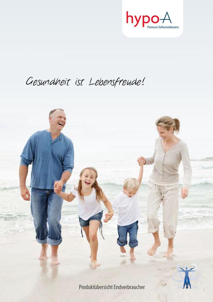 Produktübersicht hypo-A Broschüre für Patienten